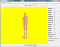 Manikin Virtual Model summary